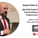 Image for the Tweet beginning: Are you interested in #SmartCities