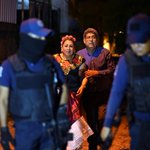 Image for the Tweet beginning: Gunmen kill 13 at Veracruz