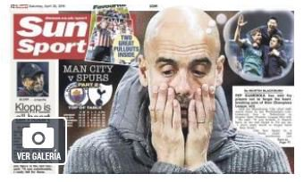 Superdeporte's photo on Guardiola