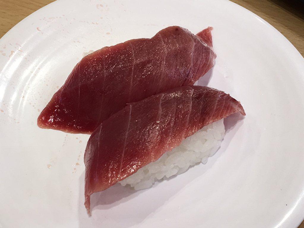 test ツイッターメディア - 上とろ、中とろ、上赤みのマグロ尽くしていきます! #寿司 #カッパ寿司 https://t.co/xCIg8R9mZD