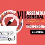 Image for the Tweet beginning: ASSEMBLEA GENERAL 🔸5 de maig 🔸 Tarraco