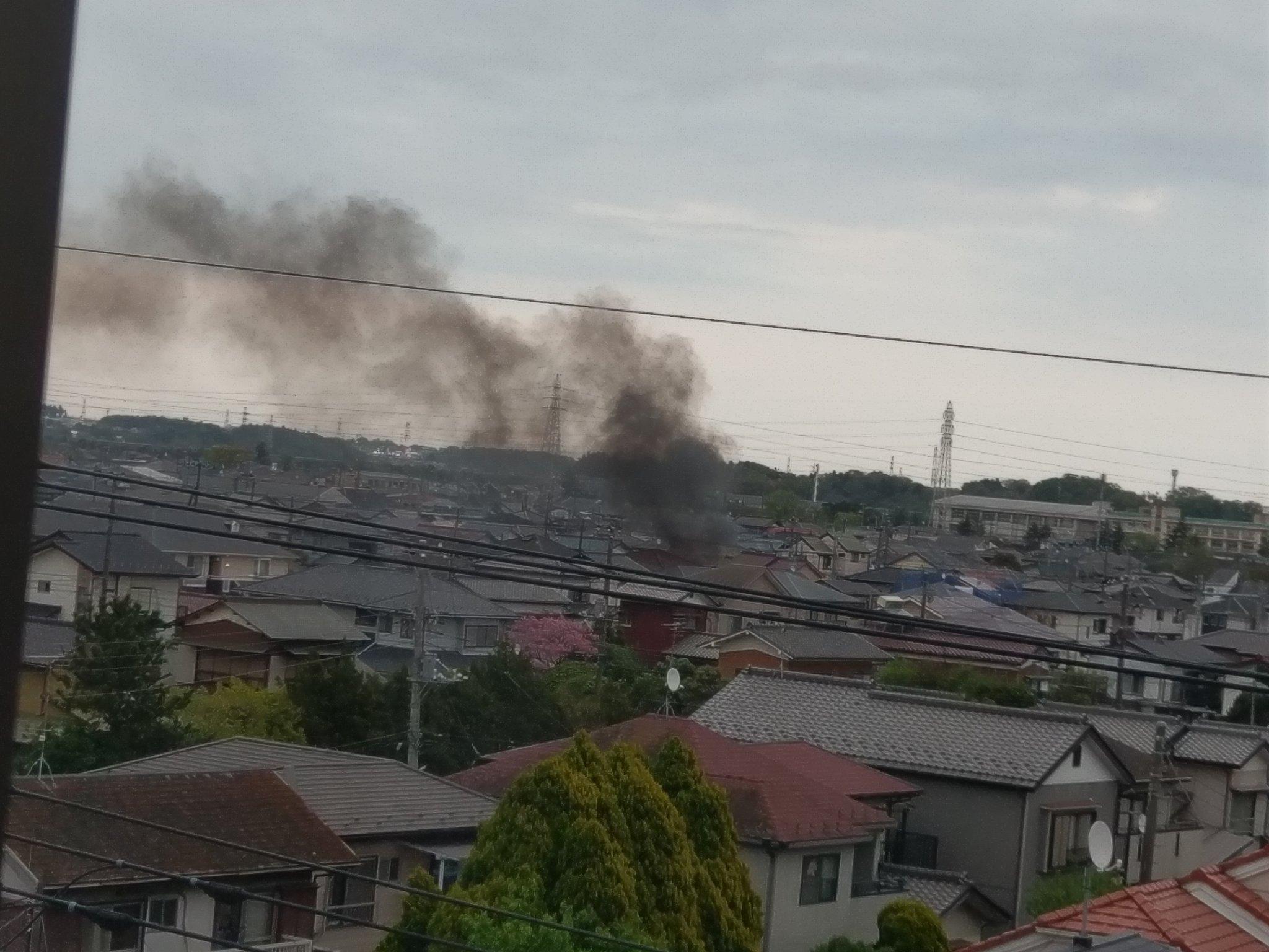 画像,これは火事だね https://t.co/h9hSNkQay2。
