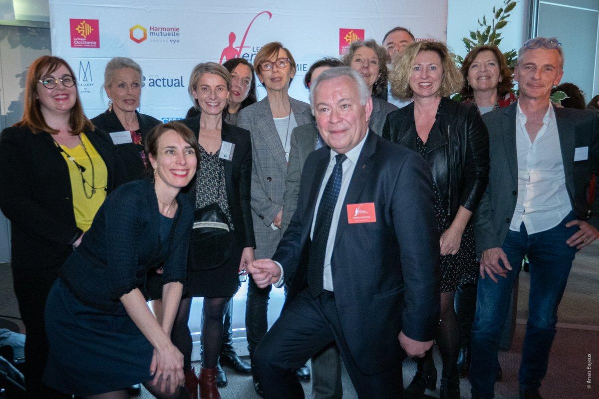 Un jury impliqué dans la journée des #trophées @FemmesEco Une belle aventure en #Occitanie #audace #toulouseaufeminin