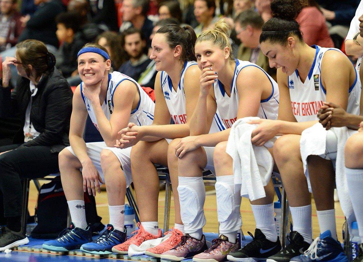 Weekend mood 🤗 ! #EuroBasketWomen