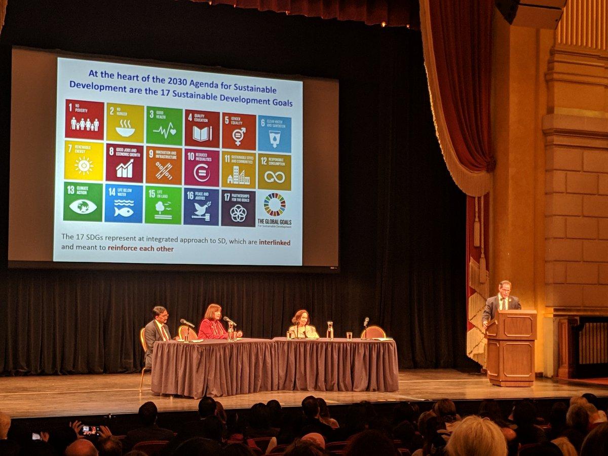 @jordannaidoo1 Director #Education2030 @UNESCO & @Sue_Grant_Lewis Director @IIEP_UNESCO & Claudia Uribe Director @UNESCOSantiago #CIES2019 #SDG4