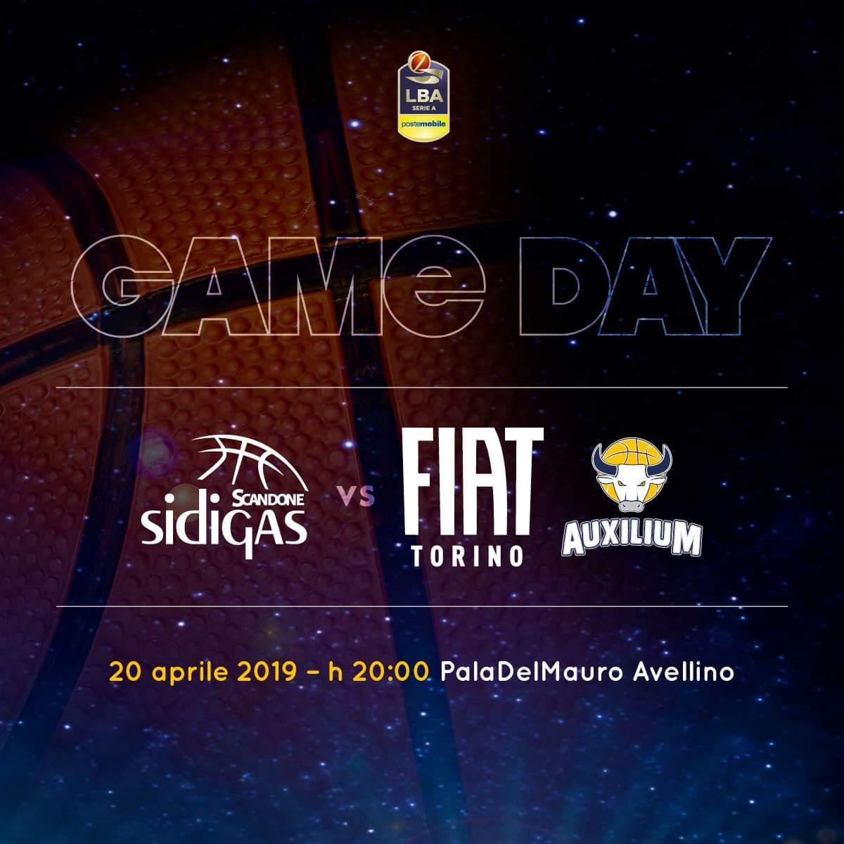 #GameDay 🏀⏰ Questa sera, alle 20.00, nella 12esima giornata del girone di ritorno @LegaBasketA, la #FiatTorino è impegnata in trasferta contro @ScandoneBasket! 💣👊 Forza ragazzi ... siamo tutti con voi‼Diretta TV su @Eurosport_IT Player #TuttiPerTorino #quattrofinali https://t.co/Fm6p4PHs0s