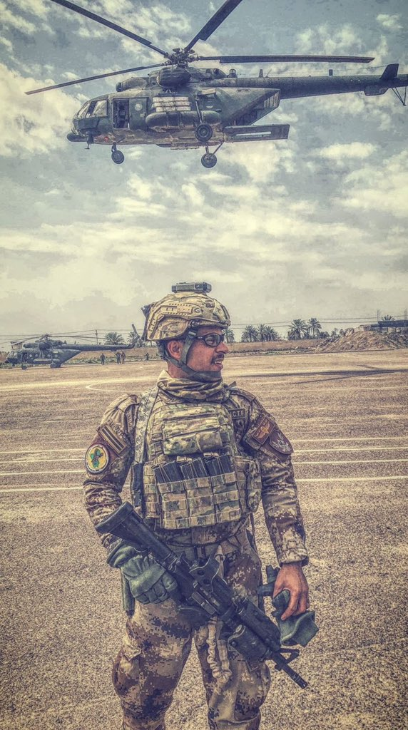 جهاز مكافحة الارهاب (CTS) و فرقة الرد السريع (ERB)...الفرقة الذهبية و الفرقة الحديدية - قوات النخبة - متجدد - صفحة 10 D4lnaCPXkAAXEVc