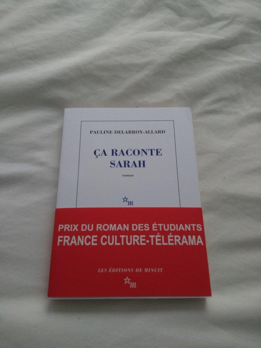 Frédérique's photo on #vendredilecture