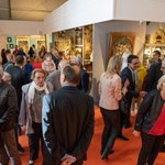 Image for the Tweet beginning: Le salon des Antiquaires #Antibes