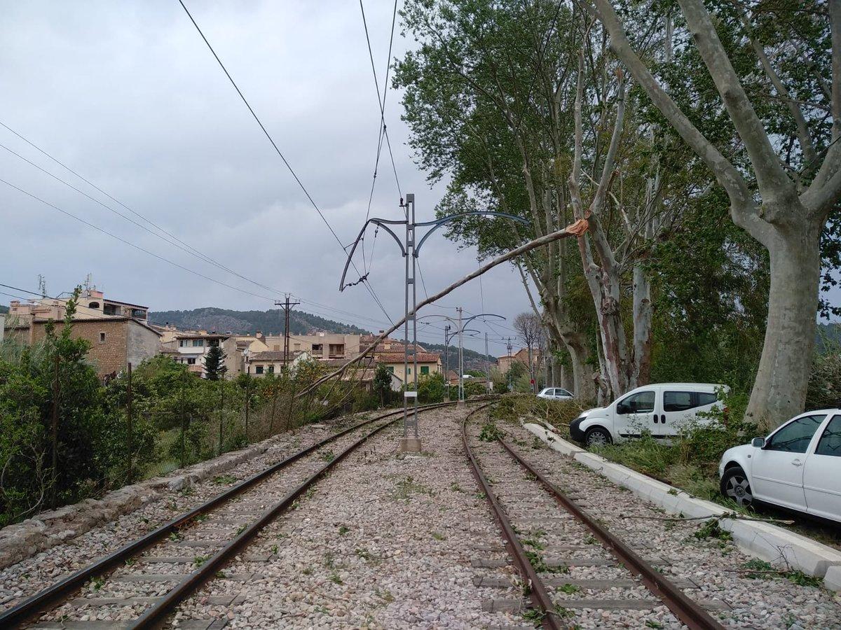 D4lvC3mWkAAt8Wx - Ferrocarril de Sóller