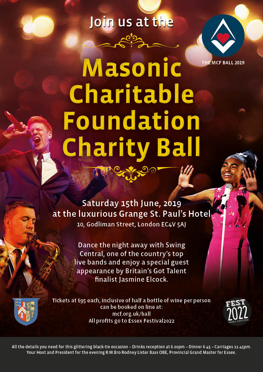 test Twitter Media - We're having a ball, and we'd like you to join us! Our friends at @EssexFreemasons are kindly hosting the annual MCF Ball on Saturday 15th June 2019. Swap your regalia for black tie, and book your tickets today! Visit https://t.co/wC4oum9ZoU https://t.co/ciNuD5fAfz