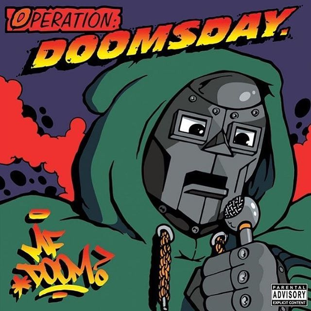 "Today In HipHop: On this date, 20 years ago, MF Doom released his debut solo album, ""Operation: Doomsday"". ••••••••••••••••••••••••••••••••••••••••••••• #hiphop #rap #mfdoom #doomsday #todayinhiphop #todayinhiphophistory"