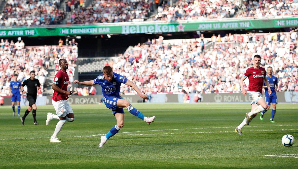 Premier League's photo on Leicester