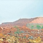 Image for the Tweet beginning: Hindalco, Muri: another tailings failure,