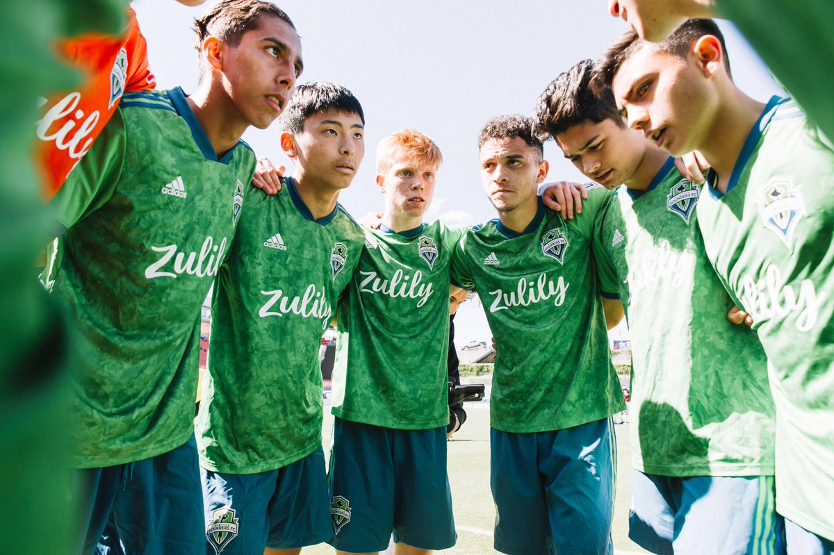 Sounders FC Academy on Twitter: