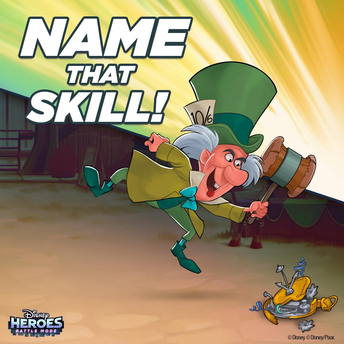 Disney Heroes: Battle Mode (@DisneyHeroesRPG) | Twitter
