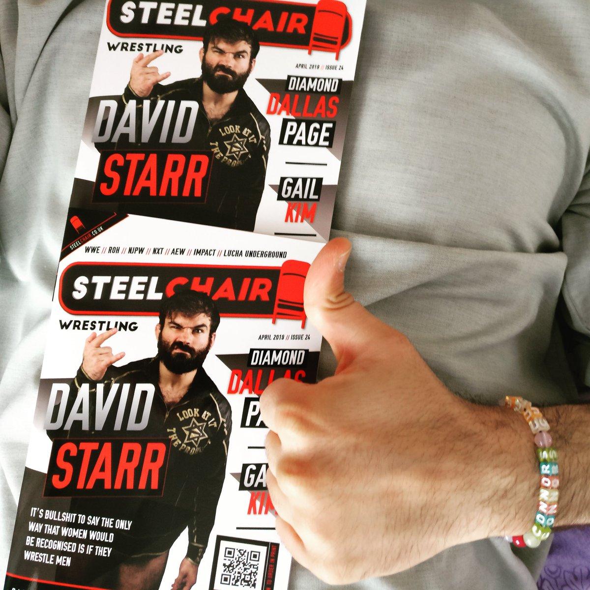 SteelChairMag photo