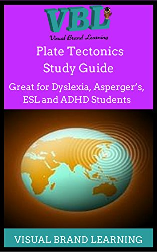 Plate Tectonics Study Guide   Visual Brand Learning offers innovative, research-based materials to help middle-school students perform to their potential in science, social studies, and language arts.  https://www.amazon.com/dp/B01GJ0S8CG   #IARTG #asperger