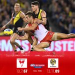 Image for the Tweet beginning: Richmond too good for us