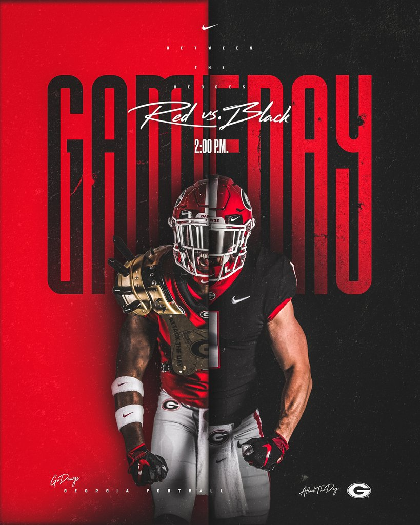 Georgia Football's photo on #GDay