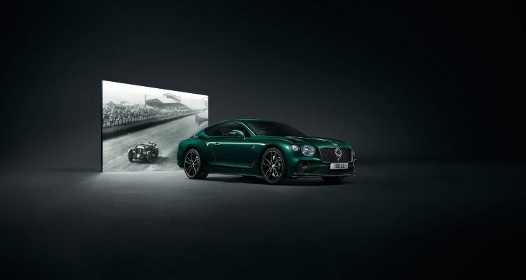 As with the other Continentals in the line, the @BentleyMotors Continental GT Number 9 Edition is lighter, faster, and even more refined. http://ow.ly/YfgE30osFLo