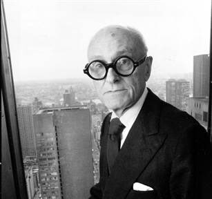 """""""For his generation, he was the most prominent American architect"""" -author @MarkLamster on #PhilipJohnson. A look at Johnson's controversial life & work - ahead on @CBSThisMorning Saturday"""