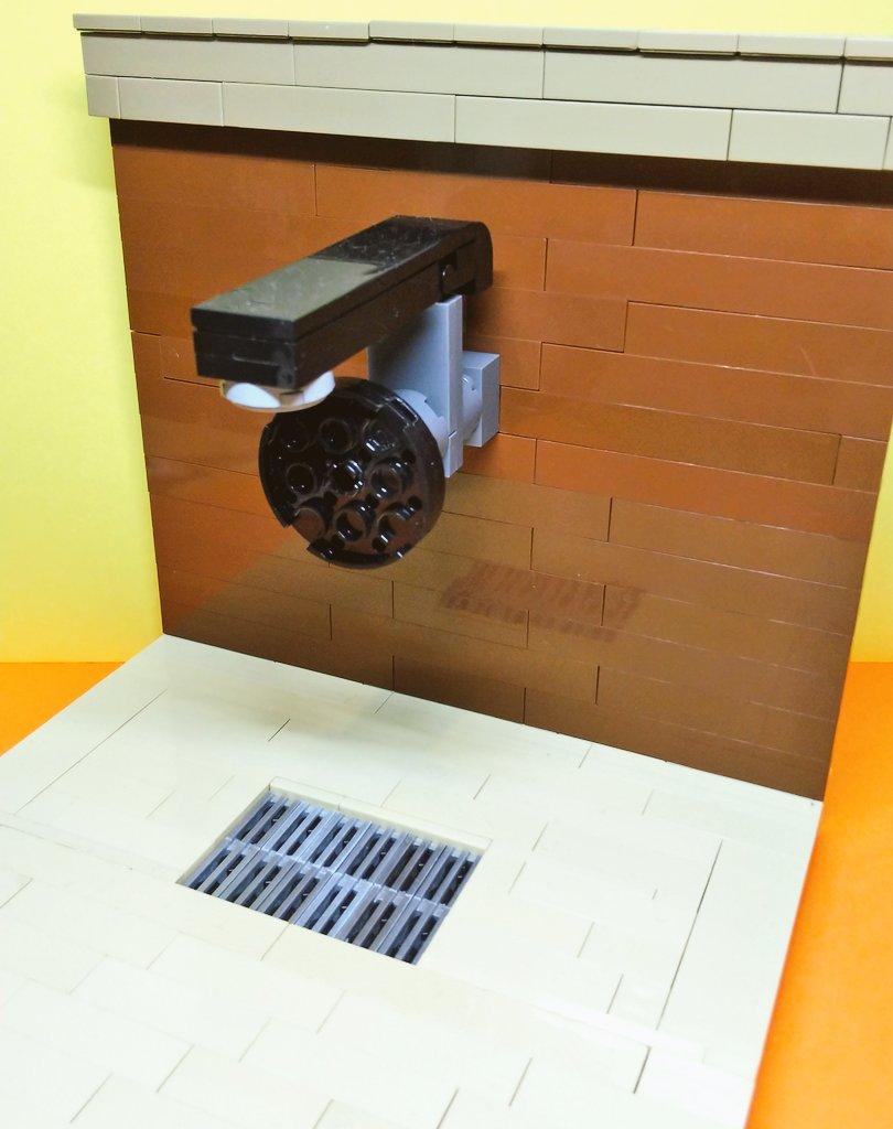 test ツイッターメディア - レゴで「寿司屋でお茶いれるやつ」 を作りました。 手も洗えるかもしれない。  #レゴ #lego #寿司 https://t.co/5BfuV5dPRH