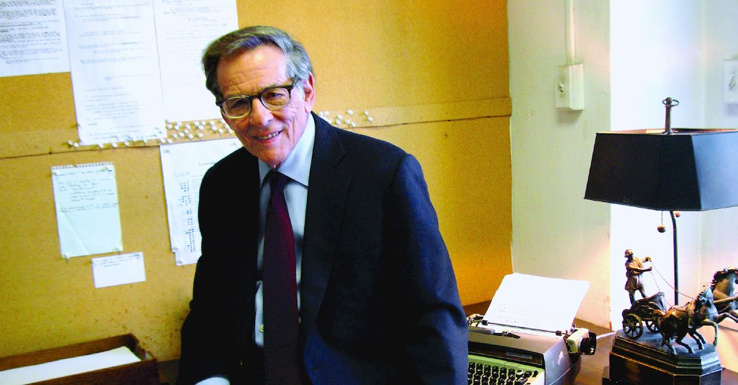 The Book Review Podcast: Robert Caro on How He Does It http://dlvr.it/R3B0tJ