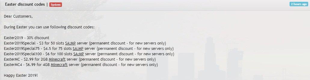 Best samp servers 2019