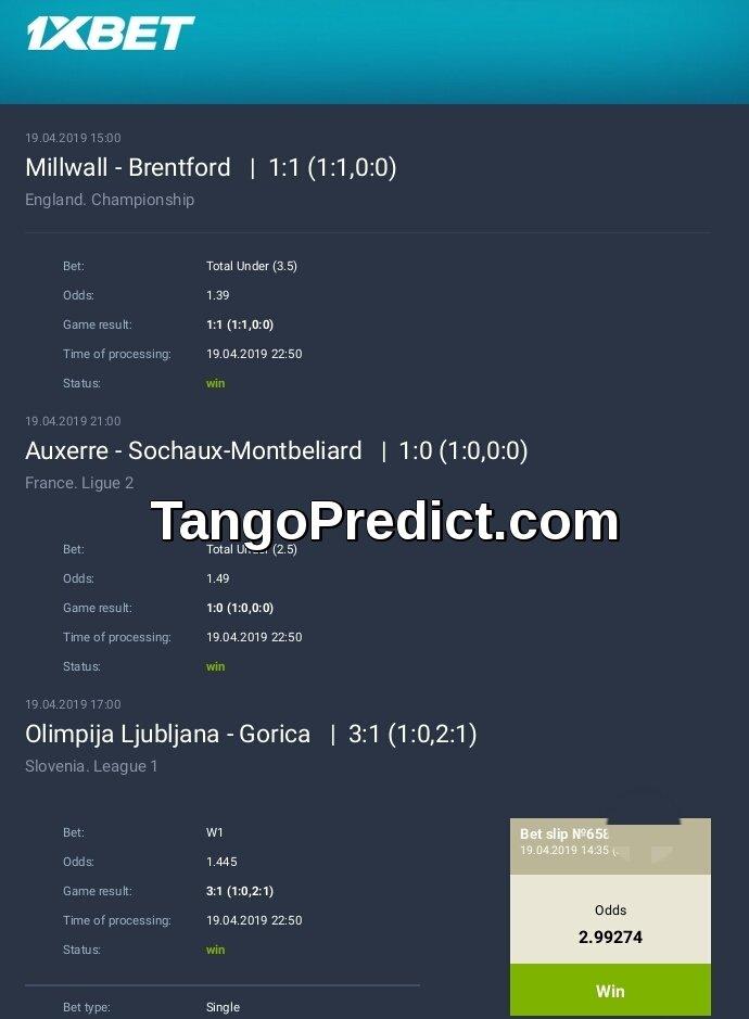 TangoPredict (@TangoPredict)   تويتر