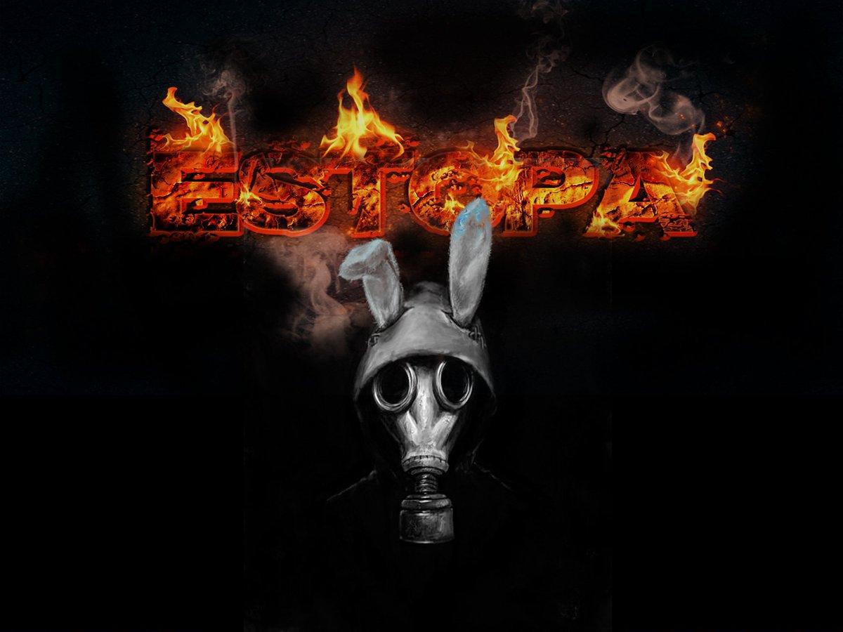 @estopaoficial ideas... #portada #fuego