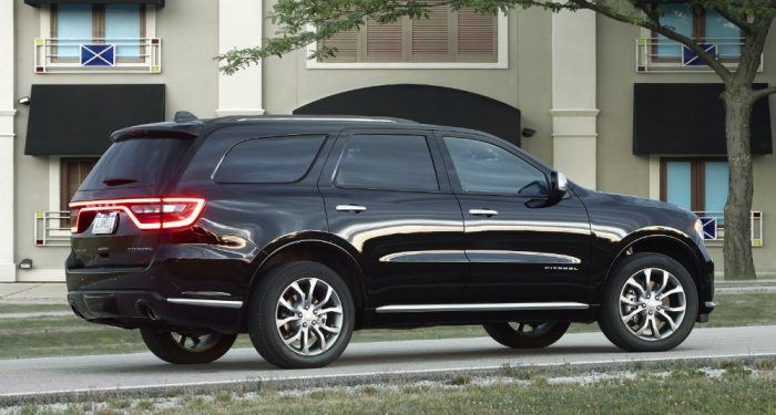 """""""The 2019 @Dodge Durango is uniquely suited for family, adult-going types who still want a little extra performance and style."""" https://lttr.ai/A17P"""