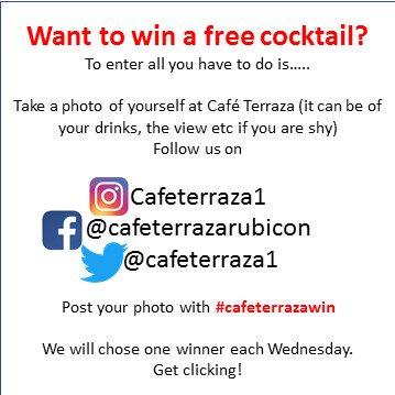 Café Terraza Cafeterraza1 Twitter