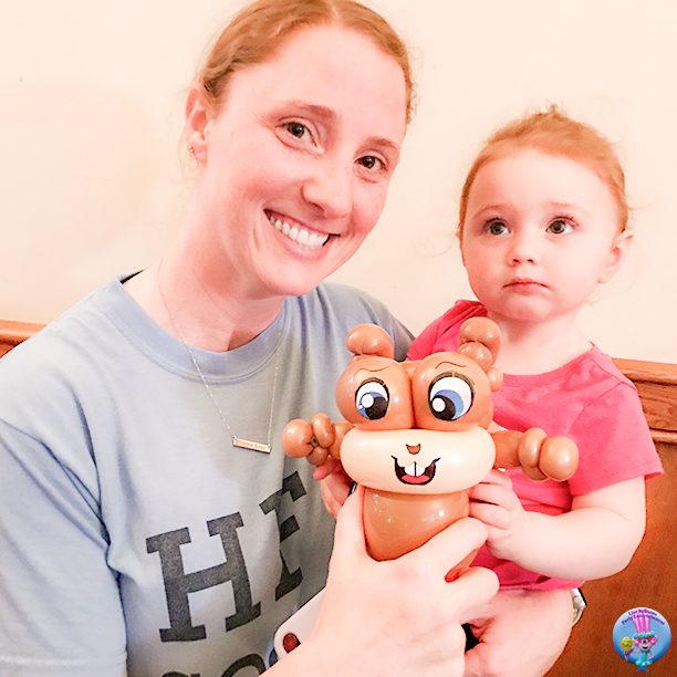 Adorableness Overload.  #littlebuddies and #babies  http://www.LiveBalloons.com | 215-718-6393 | #philly #philadelphia #balloons #balloontwister #balloondecorations #liveballoons #titanoftwist #caricature #facepainting