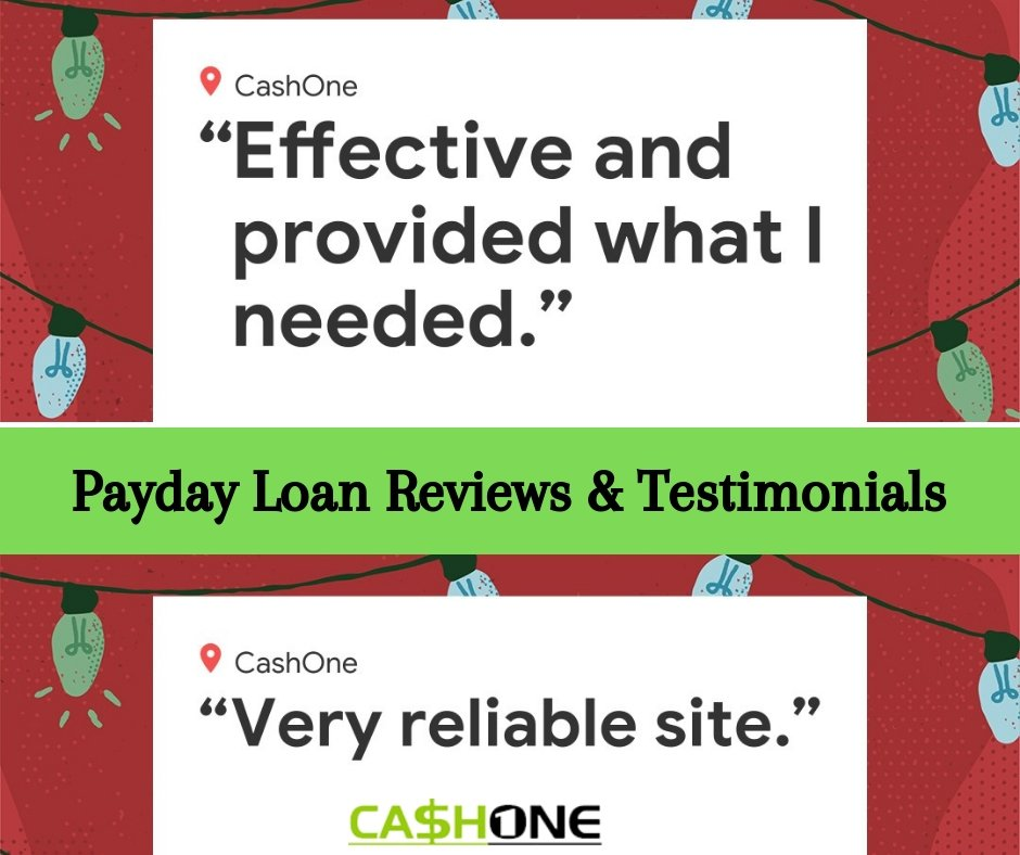 lender for payday loans