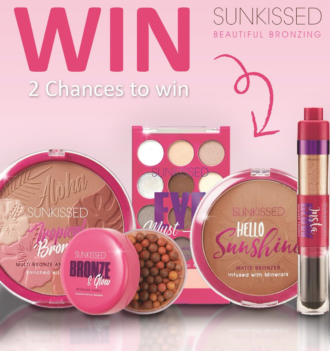 #GIVEAWAY time!  There is 2 chances to #win this beauty bundle! To enter all you have to do is FOLLOW our page RETWEET this and TAG a friend!  Good Luck! END DATE: 08/05/2019 T&amp;C&#39;s:  http:// htl.li/MD7W30of4Na  &nbsp;   #Competition #PrizeDraw <br>http://pic.twitter.com/zgRoZQcuOi