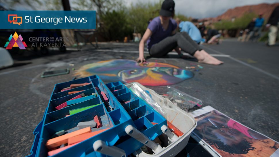 Kayenta Arts Foundation to host 9th annual 'Street Painting Festival' #StGeorge #SoUtah #Utah  http://stgeorgeutah.com/news/archive/2019/04/20/prc-kayenta-arts-foundation-to-host-9th-annual-street-painting-festival/…