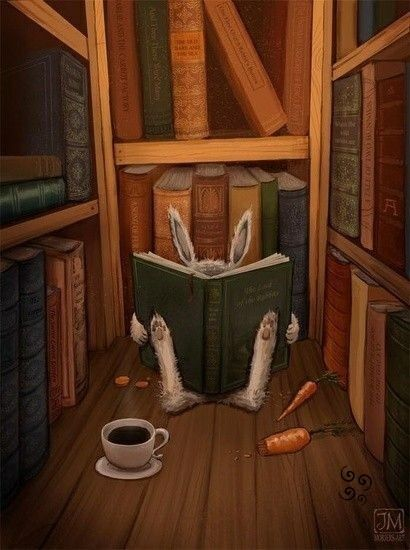 Dimanche Matin. Pas bouger . Café. #BonDimanche #JoyeusesPaques Illustration Jimmy Morelli