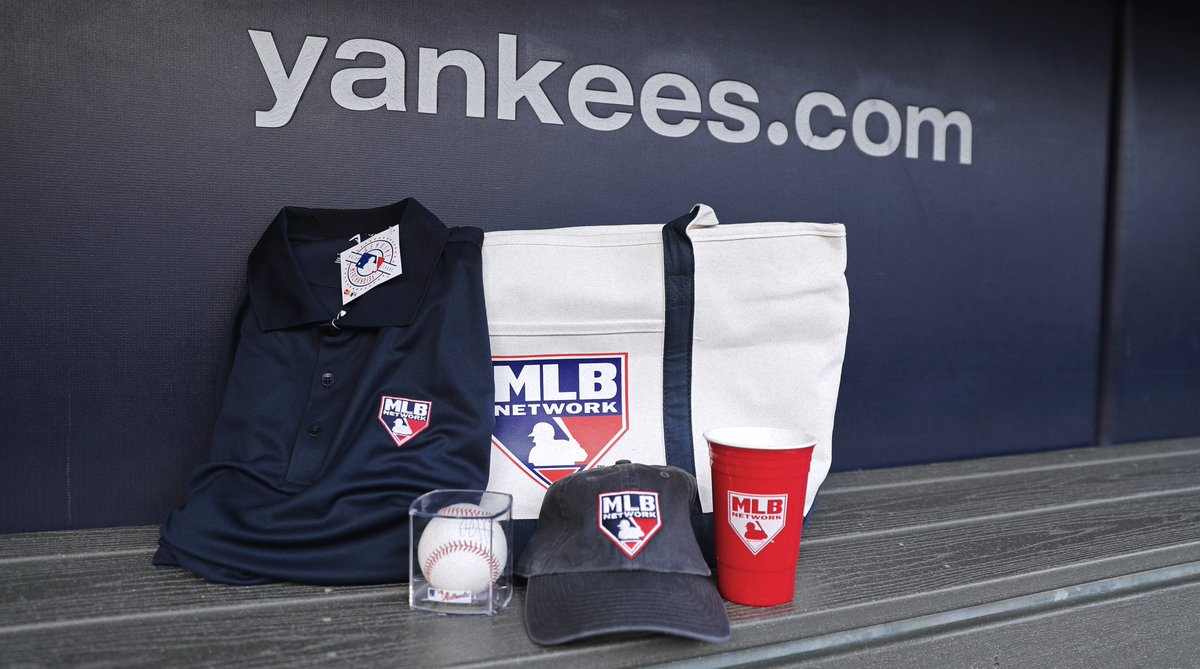 Don't forget, you can catch today's game on MLB Network.RT this tweet by first pitch for a chance to win an @mlbnetwork prize bag, including a @CC_Sabathia autographed baseball