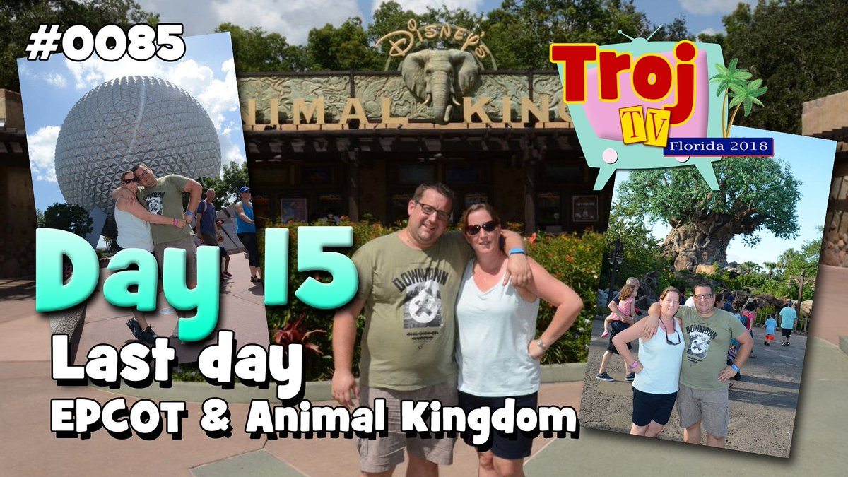 Come join us during our last visit to Epcot 🌐 and Animal Kingdom 🏞️ #life #love #waltdisneyworld #epcot #animalkingdom #joy #sadness #pandora #naviriverjourney @jortlaban79 @WDWToday