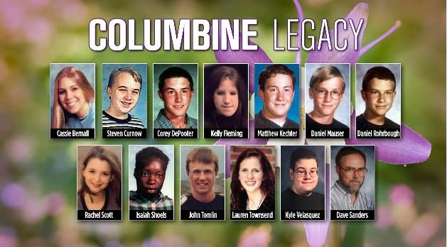 Today we remember the lives lost 20 years ago at #Columbine. @CBSDenver will continue to talk to the community as they honor the victims & help each other heal through this difficult time: https://denver.cbslocal.com/tag/columbine-legacy/…