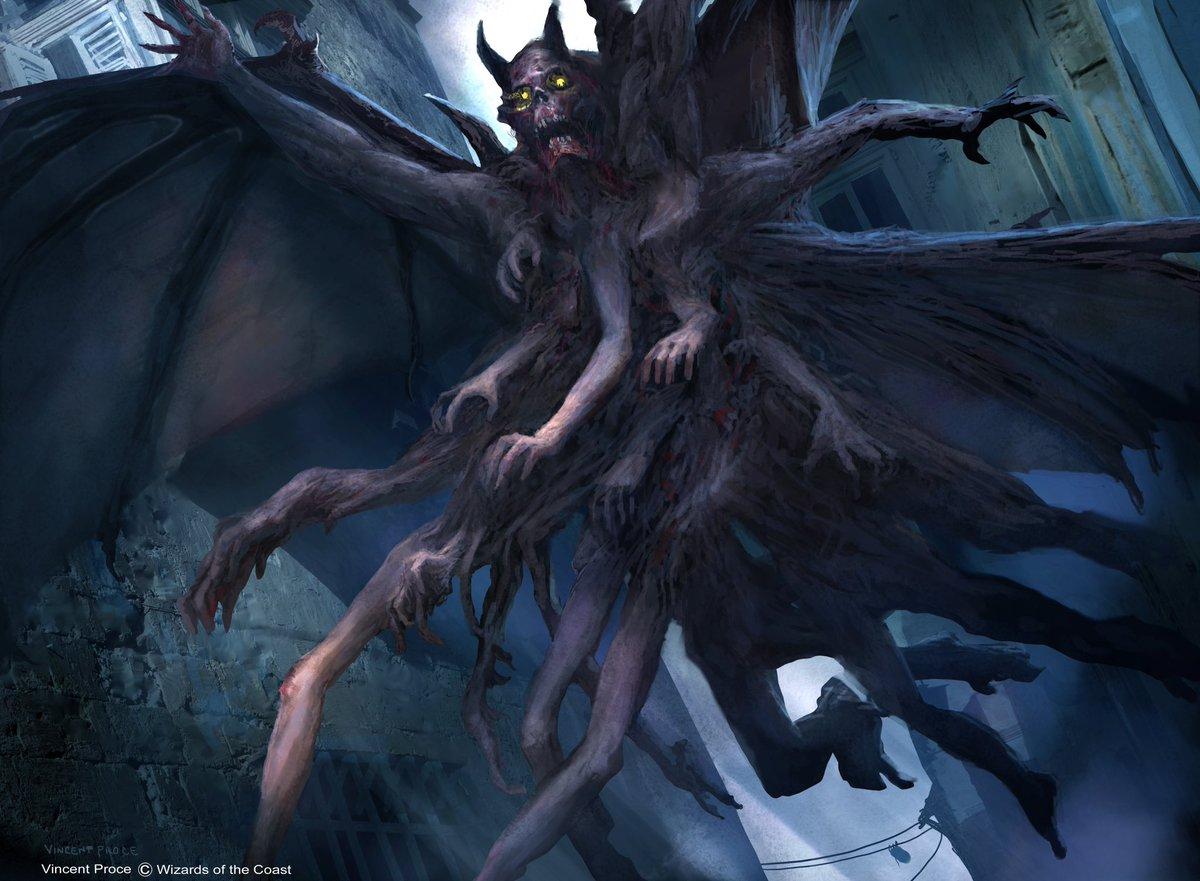 Doom Whisperer. Mtg. Guilds of Ravnica. <br>http://pic.twitter.com/qe3DjbhEoy