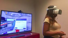 #TeacherReady @labster principal w/ @CMRubinWorld on how students learn #science in a #virtuallab. http://bit.ly/2WWTegl