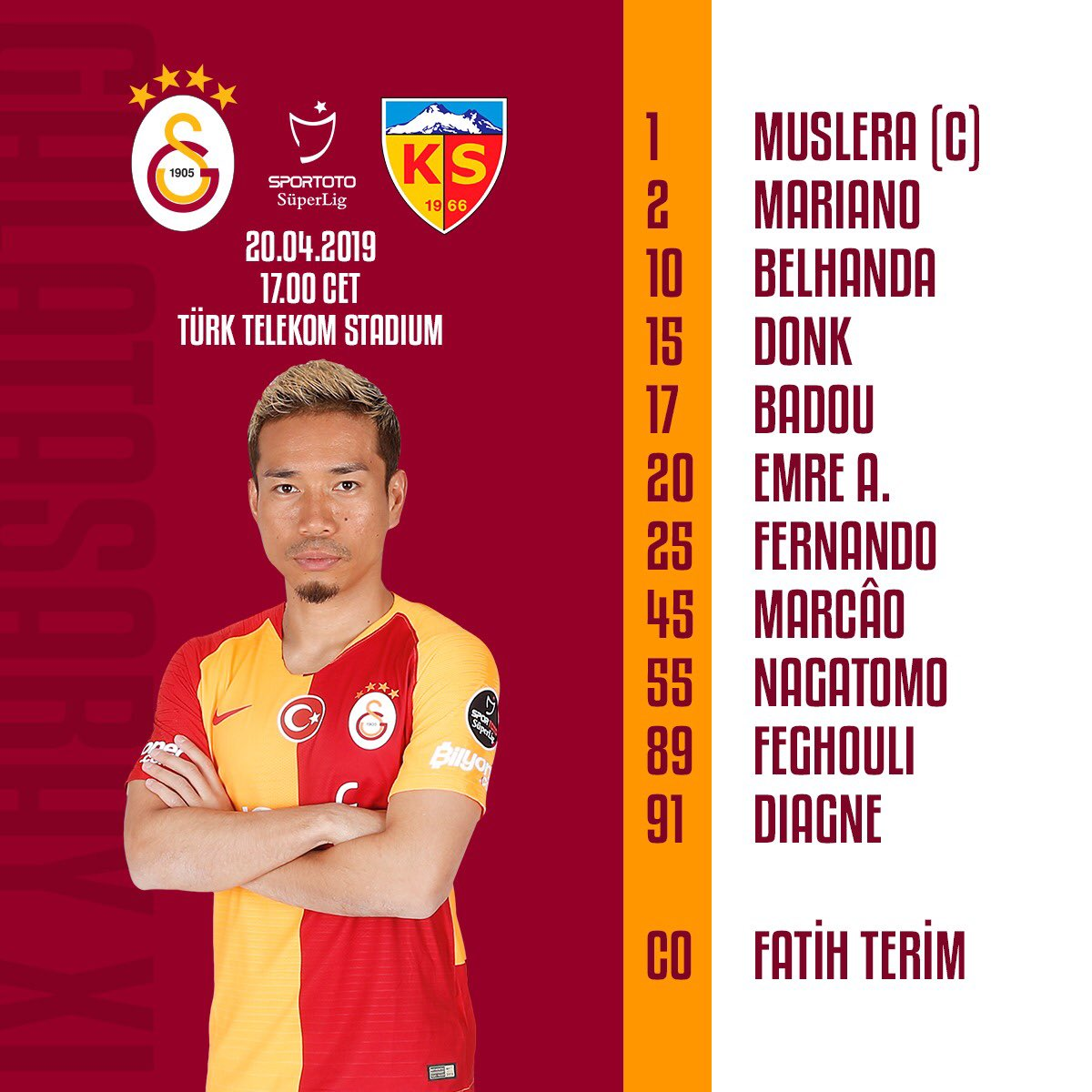 Our starting line-up for the evening! #GSvKYS