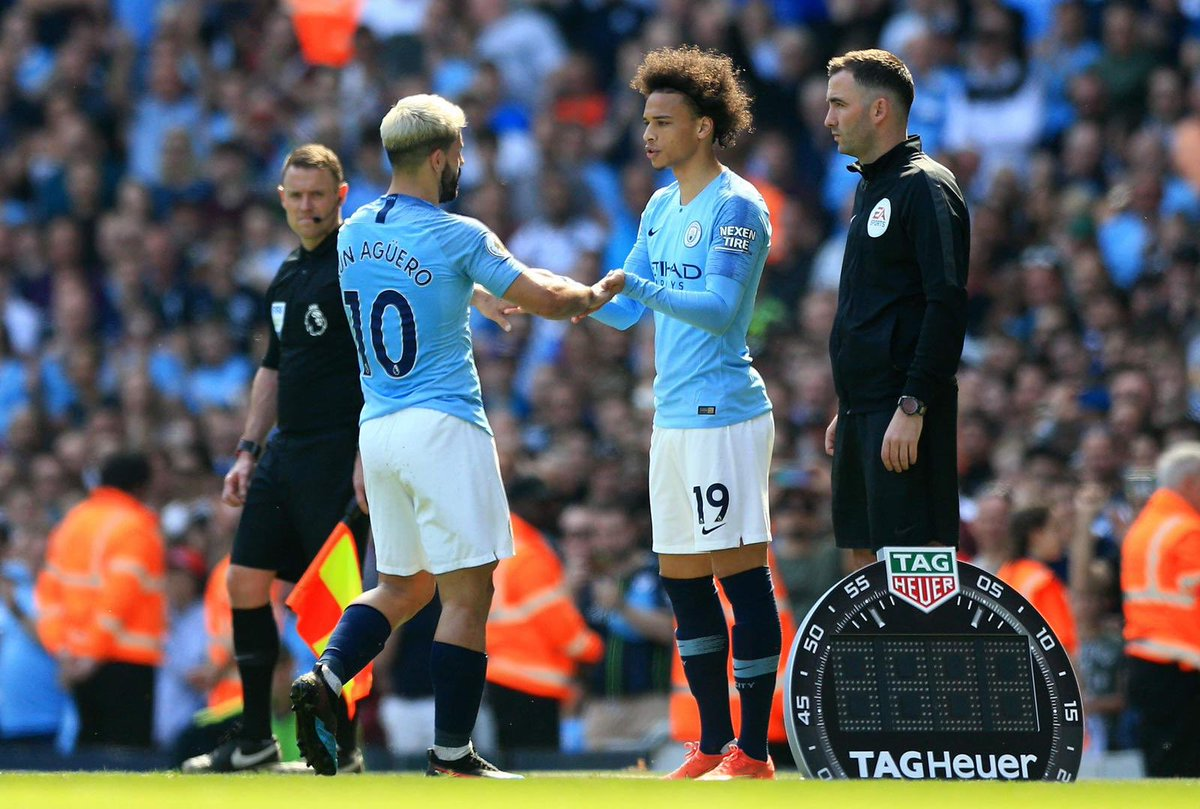 Important win! 4️⃣ more to go 🔥⚽️🔥 #EPL #LS19 #inSané