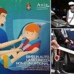 "Image for the Tweet beginning: Carabinieri e Ania, ""Adotta una"
