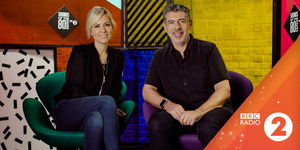 What is the best music video of the 80s?  @didoofficial had a go at answering that very question with her Sounds of the 80s picks!  Head to @BBCiPlayer to watch her and @djgarydavies reflecting on the joys of 'Careless Whisper' and 'Papa Don't Preach'... https://bbc.in/2XzRutZ