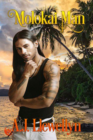 Molokai Man- A.J. Llewellyn~ This shut-down New Yorker encounters more than he bargained for on this island shaped by myth and magic in the form of Alaka'i a man who begins to appear in his dreams.~ https://tinyurl.com/yy4t2dvh  #LGBTQ