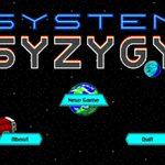 Image for the Tweet beginning: System Syzygy is a puzzle