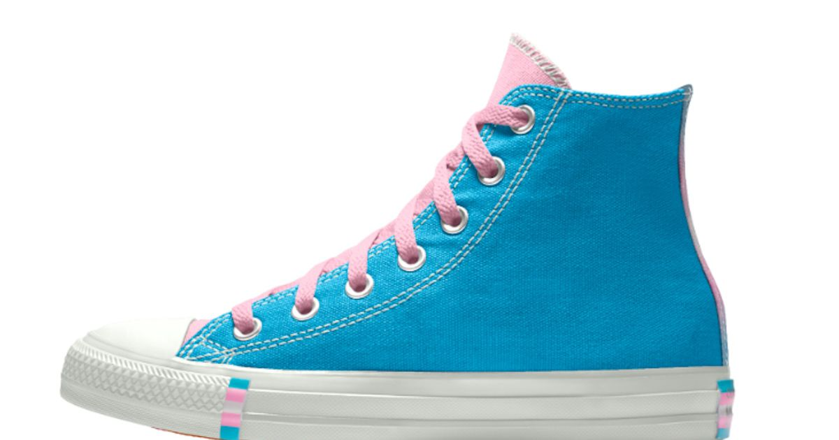 Converse introduces trans-themed shoes for Pride and Twitter is happy for once http://dlvr.it/R3BKlp  #Culture #Lgbtq
